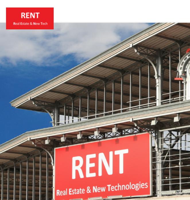 Salon Real Estate New Technologies Léquipe Efco Y était